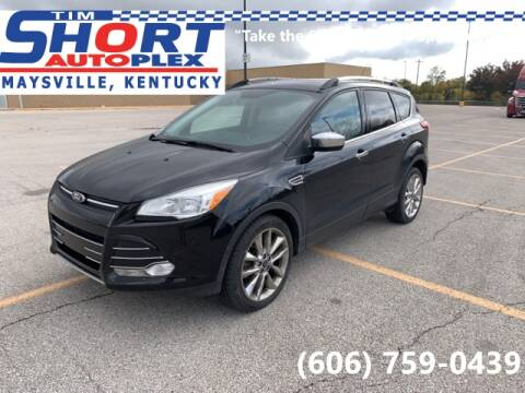 2016 Ford Escape for sale at Tim Short Chrysler in Morehead KY