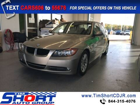 2008 BMW 3 Series for sale at Tim Short Chrysler in Morehead KY