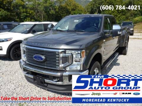 2020 Ford F-350 Super Duty for sale at Tim Short Chrysler in Morehead KY