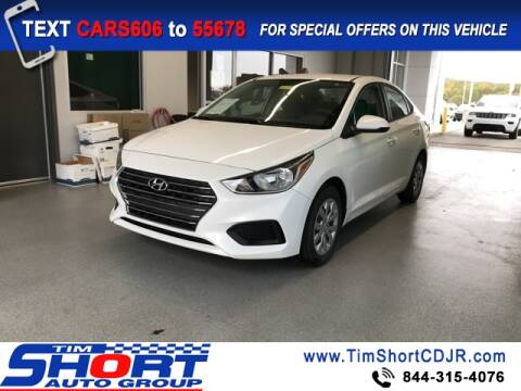 2019 Hyundai Accent for sale at Tim Short Chrysler in Morehead KY