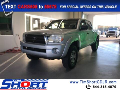2006 Toyota Tacoma for sale at Tim Short Chrysler in Morehead KY
