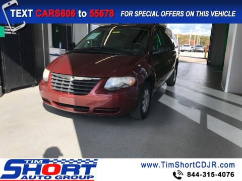 2007 Chrysler Town and Country for sale at Tim Short Chrysler in Morehead KY
