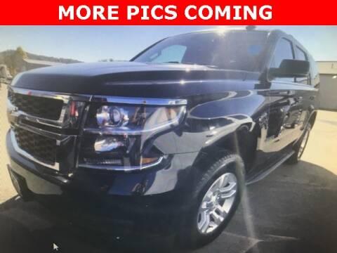 2017 Chevrolet Tahoe for sale at Tim Short Chrysler in Morehead KY
