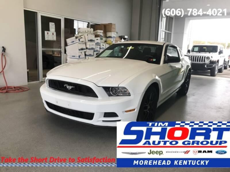 2014 Ford Mustang for sale at Tim Short Chrysler in Morehead KY
