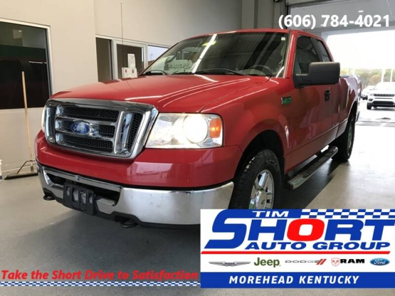 2008 Ford F-150 for sale at Tim Short Chrysler in Morehead KY