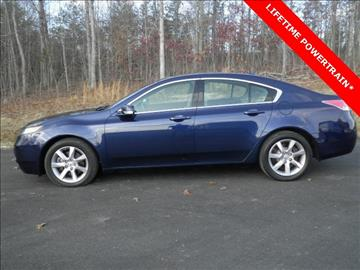 2013 Acura TL for sale in Morehead, KY