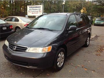 2004 Honda Odyssey for sale in Charlotte, NC