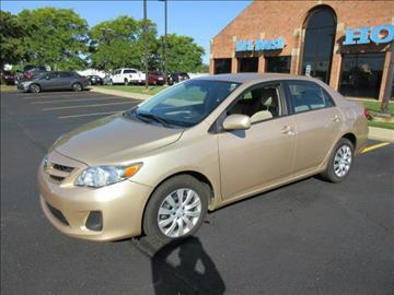 2012 Toyota Corolla for sale in Medina, OH
