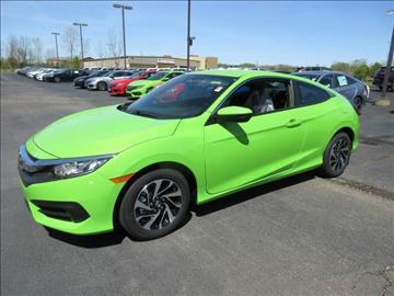 2016 Honda Civic for sale in Medina, OH