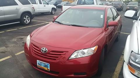 2007 Toyota Camry for sale in Wadena, MN