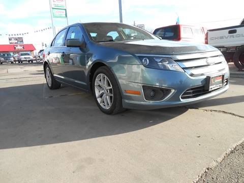 2012 Ford Fusion for sale in Wadena, MN