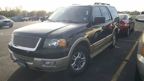 2006 Ford Expedition for sale in Wadena, MN