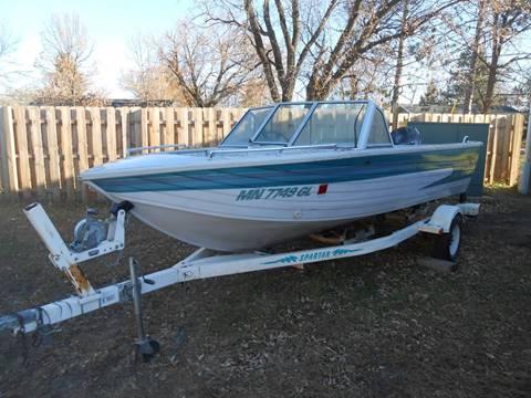 1994 Crestliner Sportfish 170 for sale in Wadena, MN