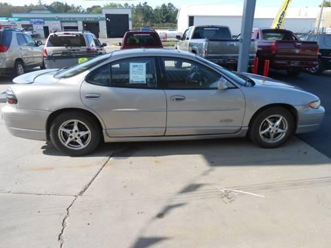 2000 Pontiac Grand Prix for sale in Wadena, MN