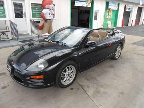 2001 Mitsubishi Eclipse Spyder for sale in Wadena, MN