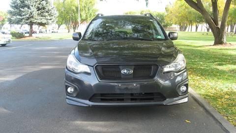 2012 Subaru Impreza for sale in Nampa, ID