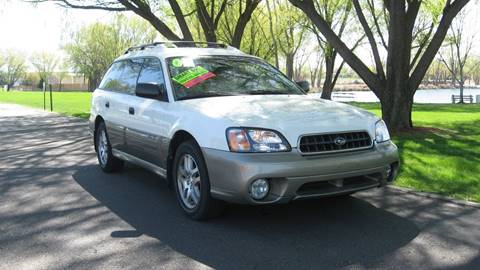 2004 Subaru Outback For Sale In Lawrenceburg Ky Carsforsale