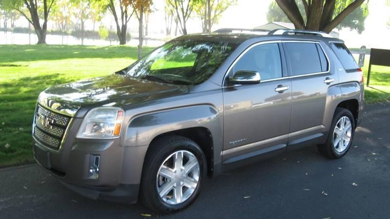 2010 Gmc Terrain Awd Slt 2 4dr Suv In Nampa Id Affordable Car Company
