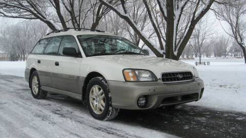 2003 Subaru Outback for sale at Affordable Car Company in Nampa ID