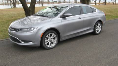 2015 Chrysler 200 Limited for sale at Affordable Car Company in Nampa ID