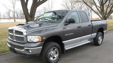 2003 Dodge Ram Pickup 2500 SLT for sale at Affordable Car Company in Nampa ID