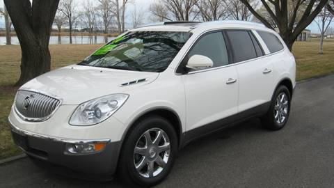 2010 Buick Enclave CXL for sale at Affordable Car Company in Nampa ID