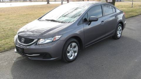 2015 Honda Civic LX for sale at Affordable Car Company in Nampa ID