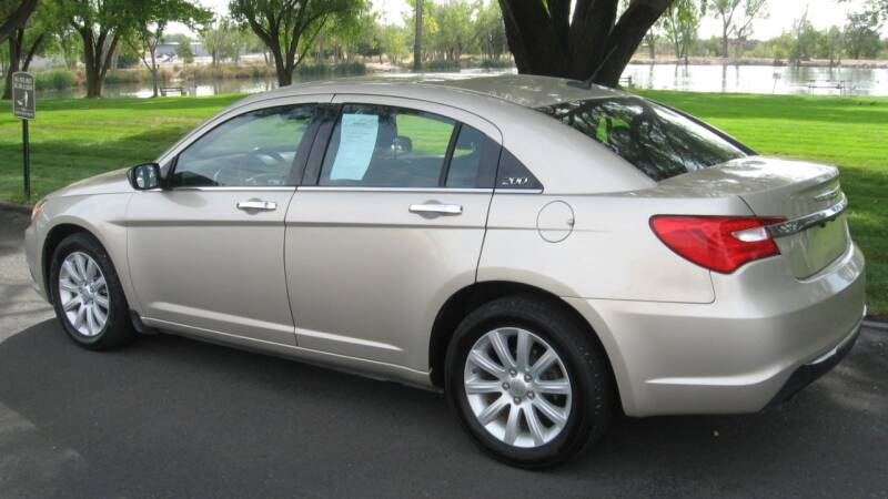 2014 Chrysler 200 Limited 4dr Sedan - Nampa ID