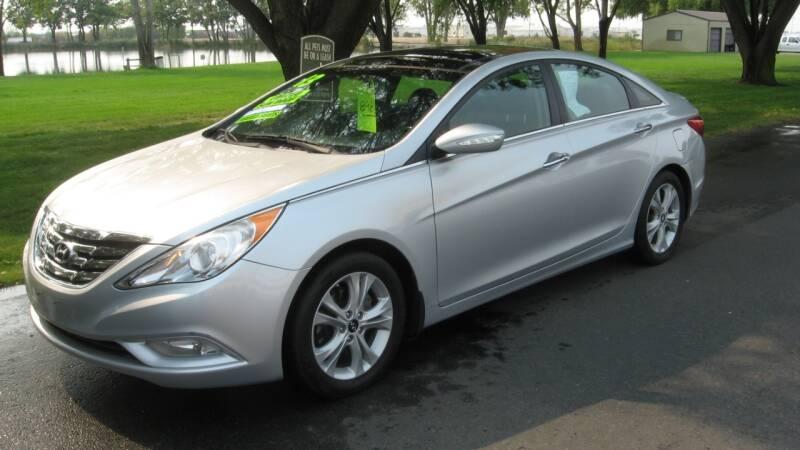 2013 Hyundai Sonata Limited 4dr Sedan - Nampa ID