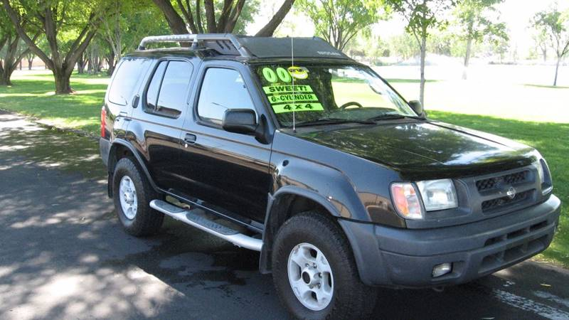 2000 nissan xterra 4dr xe v6 4wd suv in nampa id. Black Bedroom Furniture Sets. Home Design Ideas