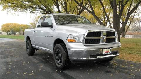 2011 RAM Ram Pickup 1500 for sale at Affordable Car Company in Nampa ID