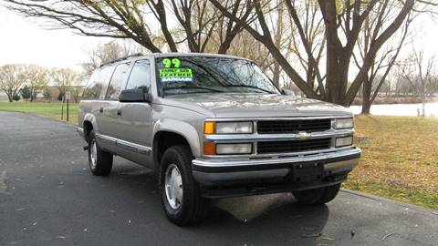 1999 Chevrolet Suburban for sale at Affordable Car Company in Nampa ID