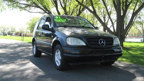 2001 Mercedes-Benz M-Class for sale in Nampa, ID