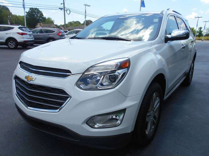 2016 Chevrolet Equinox Awd Ltz 4dr Suv In Arab Al Major