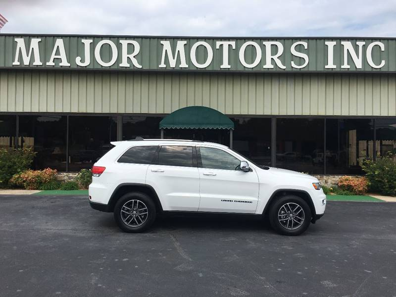 2018 Jeep Grand Cherokee 4x2 Limited 4dr Suv In Arab Al