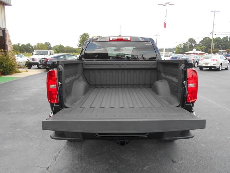 2016 Chevrolet Colorado 4x4 Lt 4dr Crew Cab 5 Ft Sb In