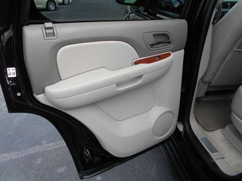 2007 Chevrolet Tahoe Ltz 4dr Suv In Arab Al Major Motors