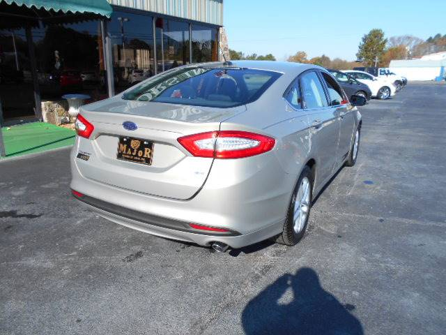 2016 Ford Fusion Se 4dr Sedan In Arab Al Major Motors Of
