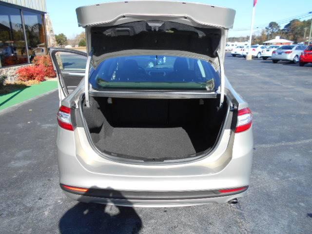 2016 Ford Fusion Se 4dr Sedan In Arab Al Major Motors Of