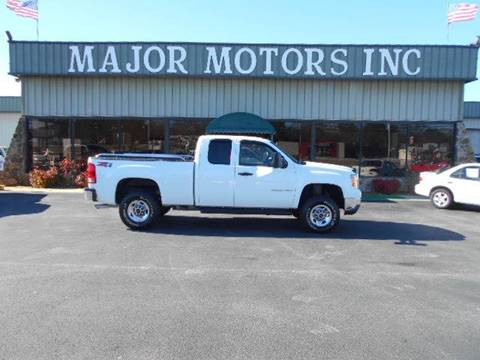2008 GMC Sierra 2500HD for sale in Arab, AL