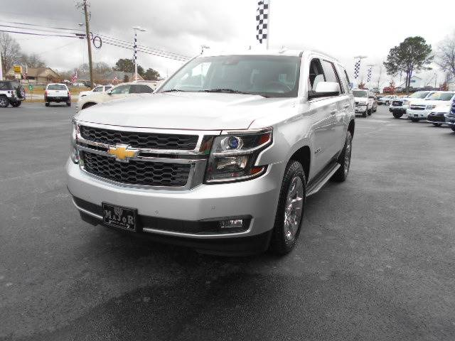 2016 Chevrolet Tahoe 4x2 Lt 4dr Suv In Arab Al Major