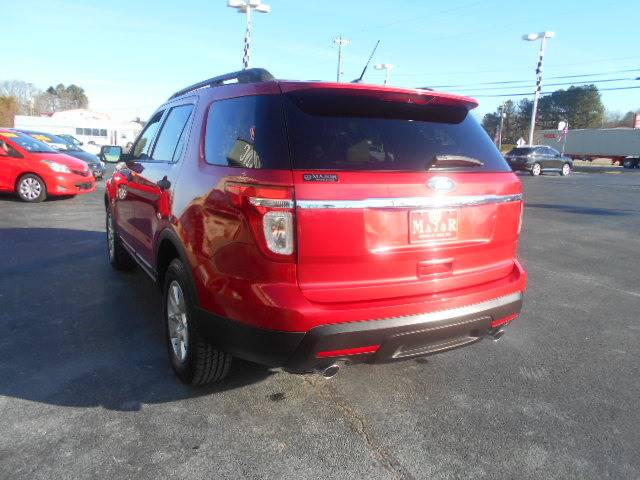 2012 Ford Explorer 4dr Suv In Arab Al Major Motors Of