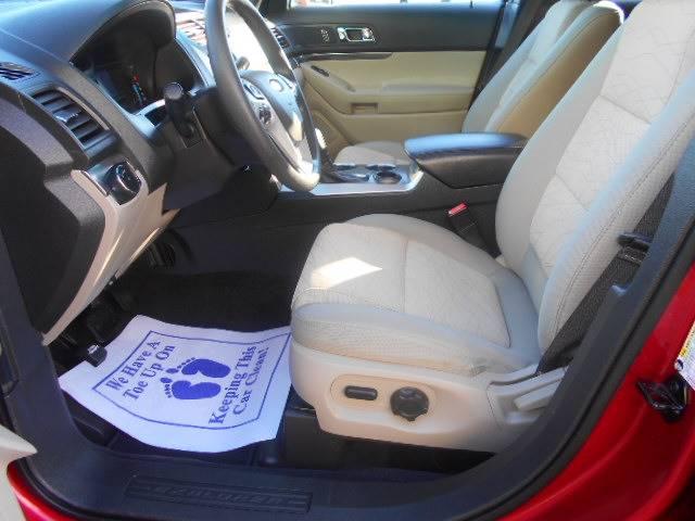 2012 Ford Explorer 4dr Suv In Arab Al Major Motors Of