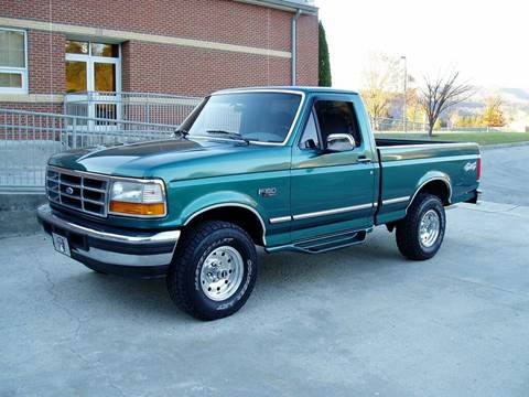 1996 Ford F 150 For Sale Carsforsale Com 174