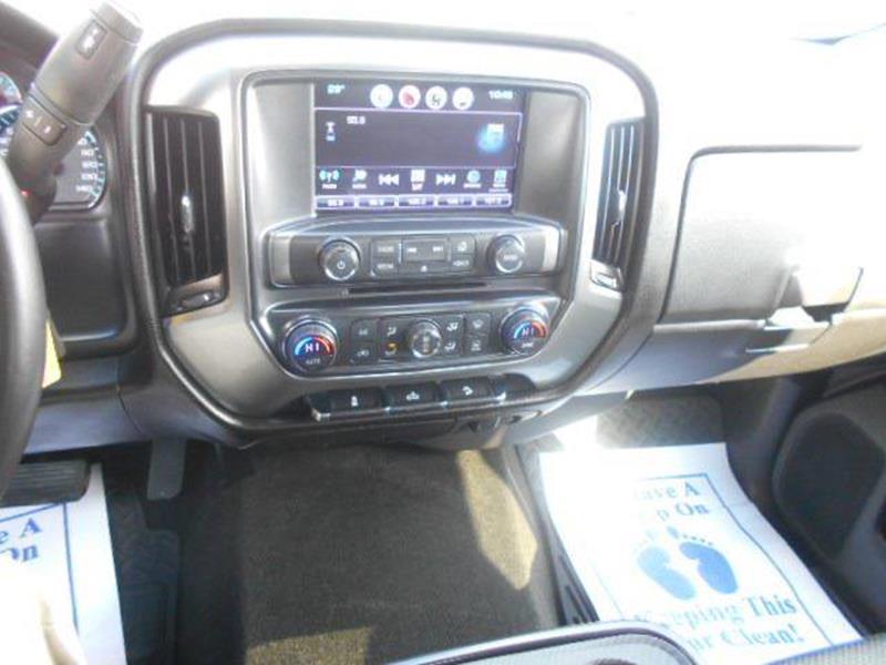 2016 Chevrolet Silverado 1500 4x4 Lt Z71 4dr Crew Cab 5 8