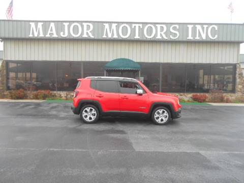 2015 Jeep Renegade for sale in Arab, AL