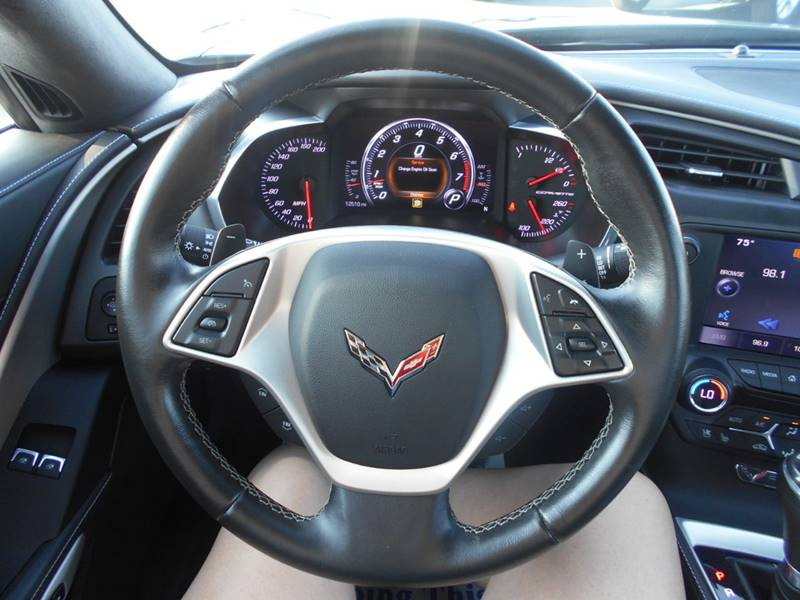 2015 Chevrolet Corvette Stingray 2dr Convertible w/3LT - Arab AL