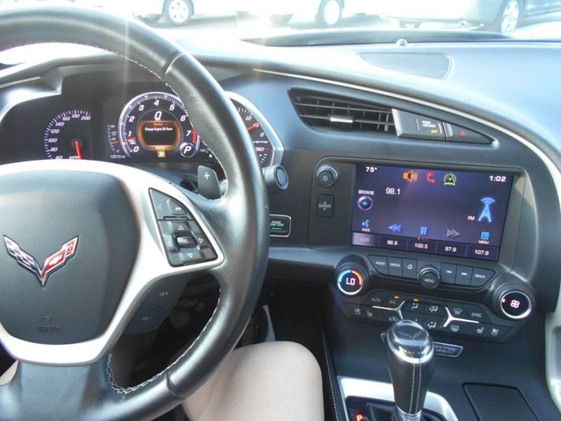 2015 Chevrolet Corvette Stingray 2dr Convertible w/3LT - Arab AL