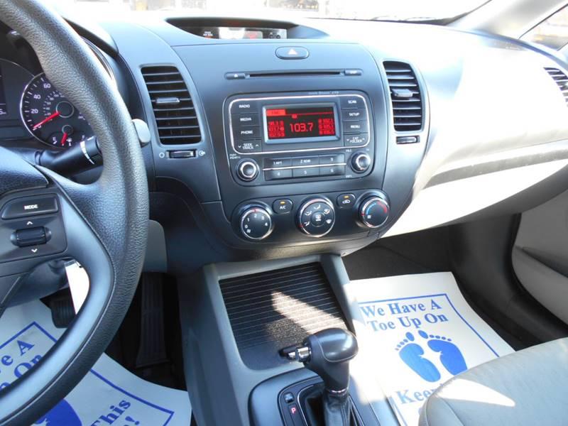 2015 Kia Forte LX 4dr Sedan 6A - Arab AL