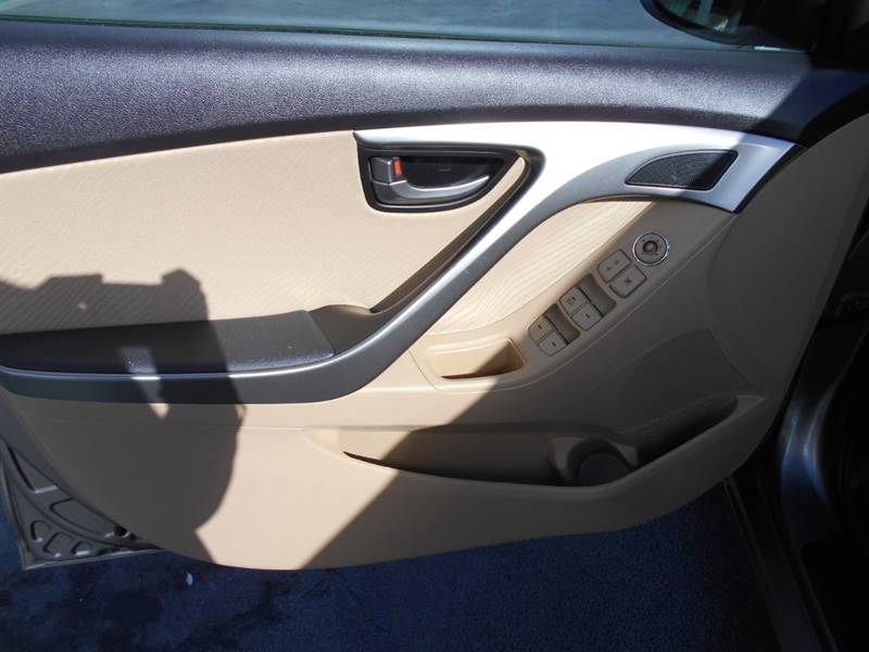 2013 Hyundai Elantra GLS 4dr Sedan - Arab AL